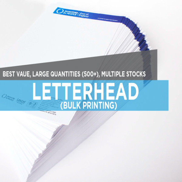 printing letterhead bulk