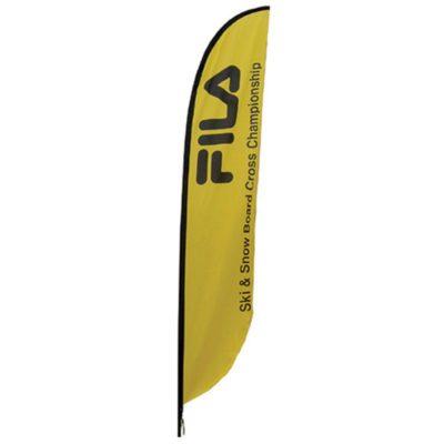 15.75 Ft. Medium Feather Flag Graphic