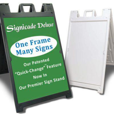 A-Frames, Snap Frames, & Sidewalk Signs