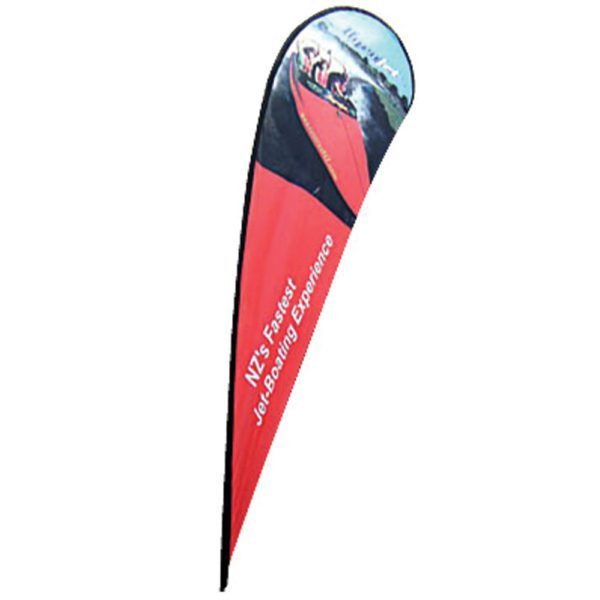 15.75 Ft. Extra Large Teardrop Flag Graphic Package