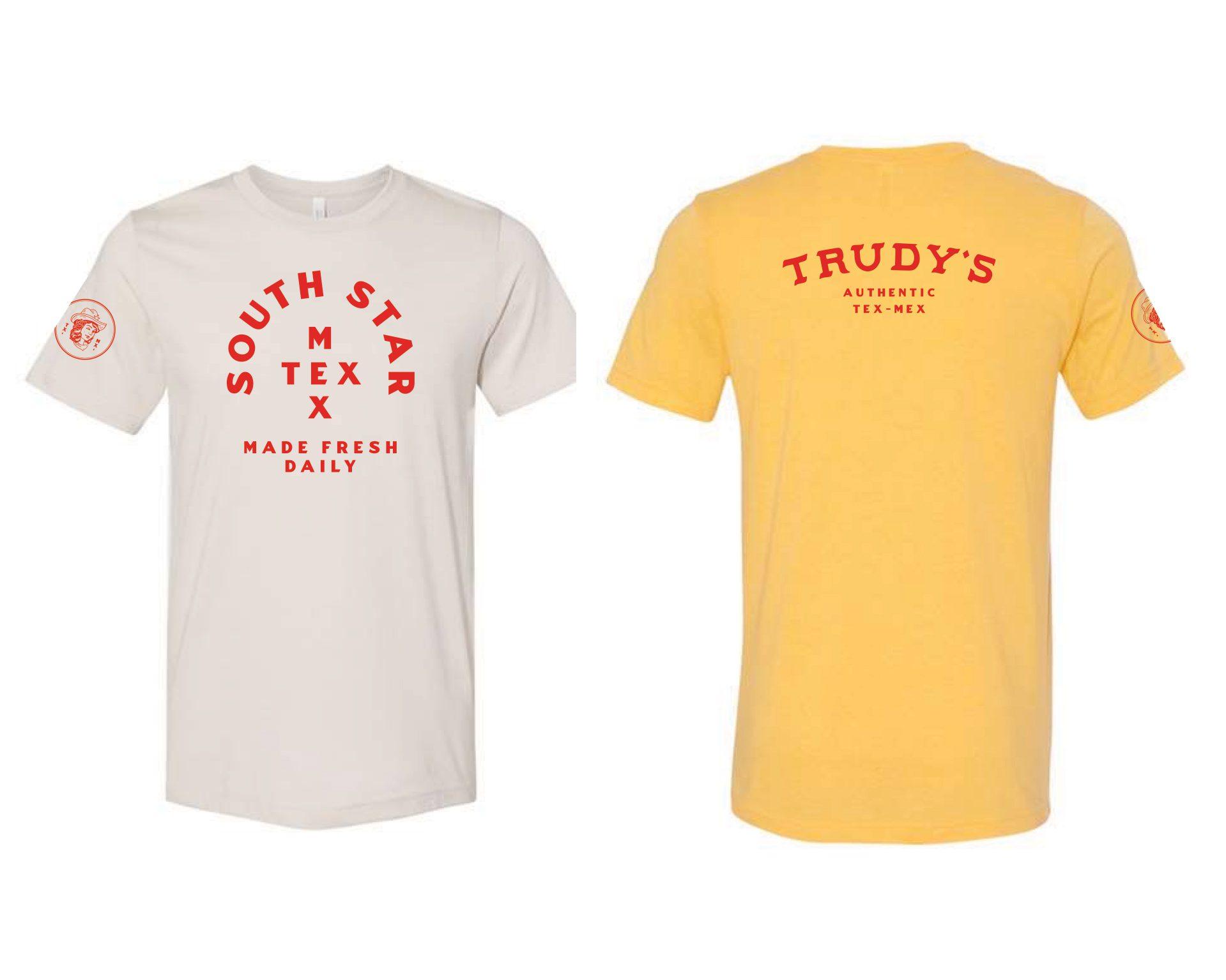 Trudys shirts
